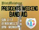 Presidents Weekend Band-Aid